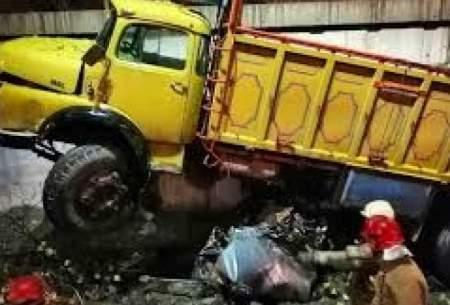 فوت یک نفر در بزرگراه امام علی(ع) تهران
