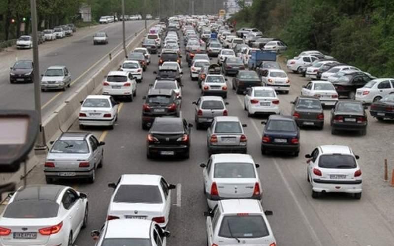 آخرین وضعیت جوی و ترافیکی جادههای ایران