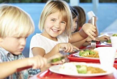چند توصیه تغذیه ای سالم برای کودکان