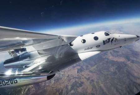 جزئیاتی در مورد پرواز بزرگ اسپیسشیپ۲
