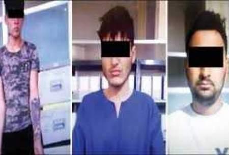 «خفاشهای نقابدار» مشهد دستگیر شدند
