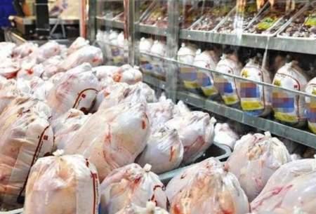 سرپیچی مرغ از قیمت واقعی