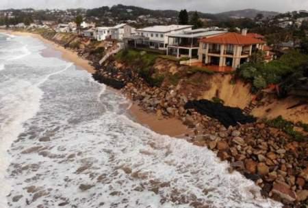 بارش بارانهای سیلآسا در استرالیا