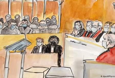 ۳۰ سال حبس برای متهمان  دادگاه شارلی ابدو
