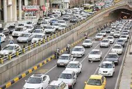پیشبینی افزایش ترافیک تهران در امروز و فردا