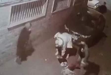 جزئیات حمله سارقان زورگیر به دو زن تهرانی
