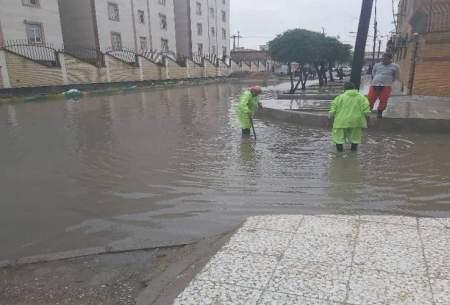 روزهای زندگی خوزستانیها در جوار آب با طعم فاضلاب پایان مییابد؟