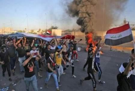 تظاهرات در اعتراض به قتل فعالان عراقی