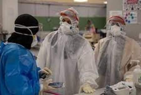 نیمی از پرستاران فارس به کرونا مبتلا شدهاند