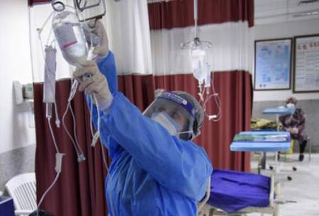 بستری ۱۰۳۲ بیمار کرونایی در مازندران