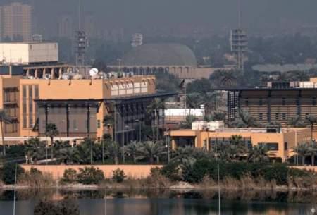 شلیک چند موشک به سفارت آمریکا در بغداد