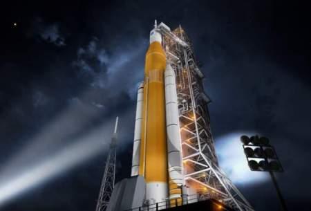 آغاز مجدد آزمایش های ابرموشک ناسا