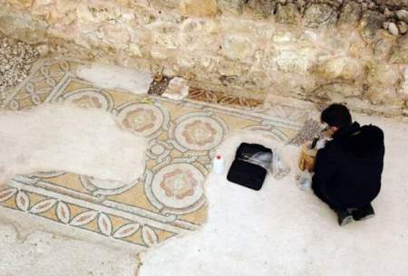 کشف آثار ۱۸۰۰ساله در قبری در ترکیه