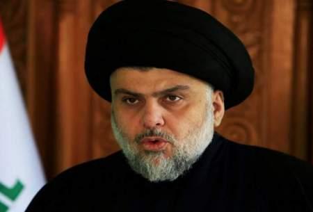 مقتدی صدر:ایران، عراق را از درگیریهای خود دور نگه دارد