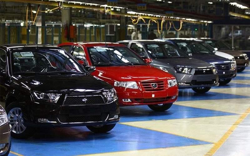 افت ۱۰ میلیونی قیمت خودروهای داخلی در یک هفته