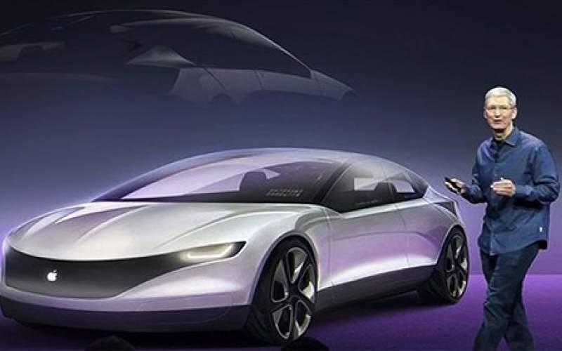 خودروی خودران اپل در سال ۲۰۲۴ میآید