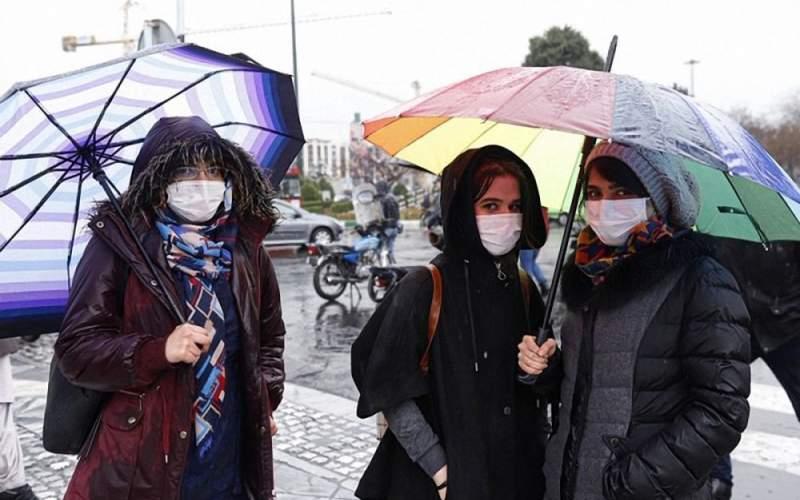 مرگ و میر روزانه ناشی از کرونا در تهران چقدر است؟