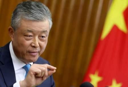 تغییر سفیر چین در انگلیس بعد از ۱۰ سال