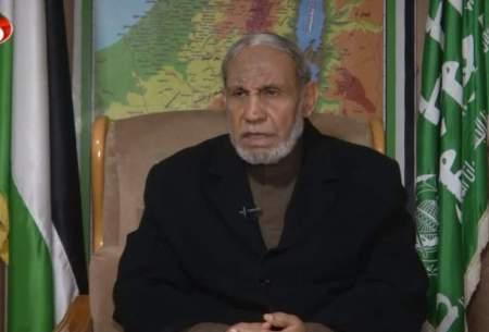 محمود الزهار: پرداخت 22 میلیون دلار به حماس  توسط سردار سلیمانی
