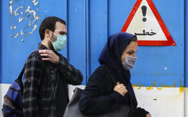 تهران در وضعیت شکننده کرونایی قرار دارد