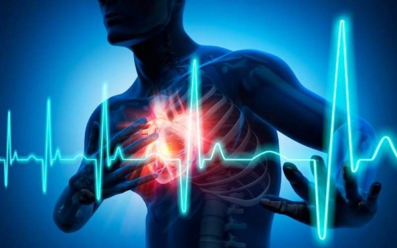 ۴۳ درصد ایرانی ها با قلب بیمار فوت میکنند