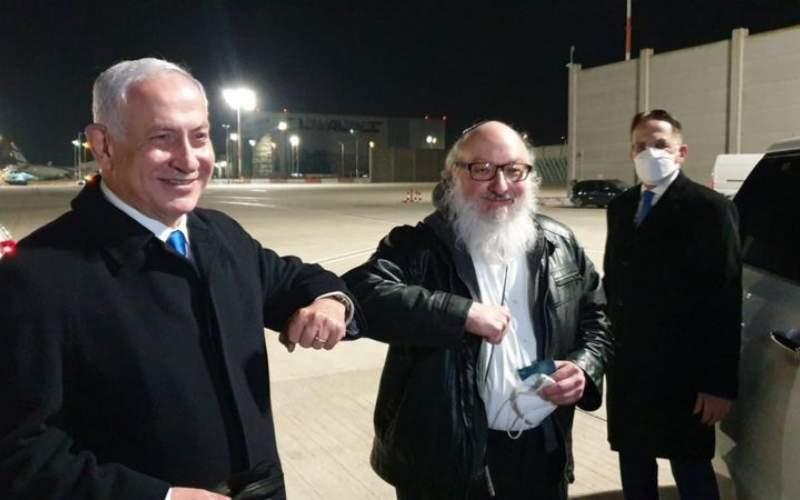 جاسوسی که ۳۰ سال زندانی بود به اسرائیل رفت