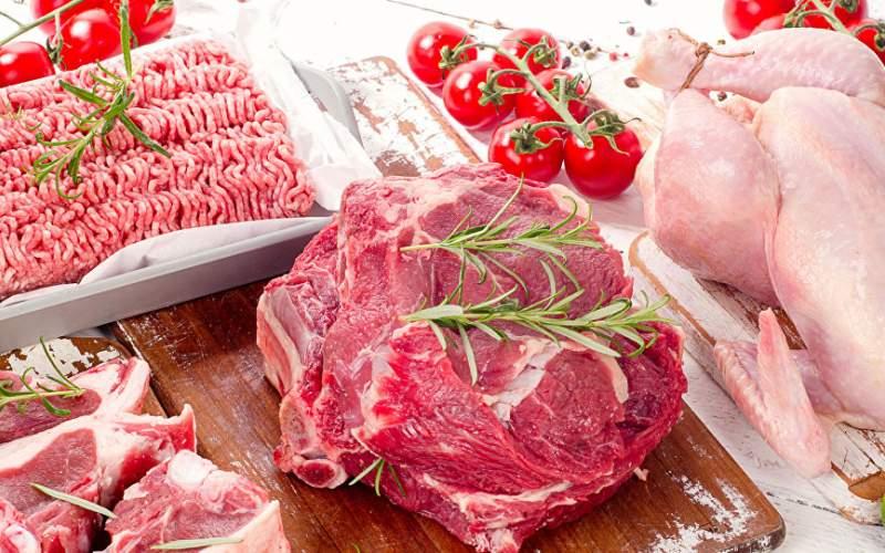 جدیدترین قیمت گوشت و مرغ در بازار