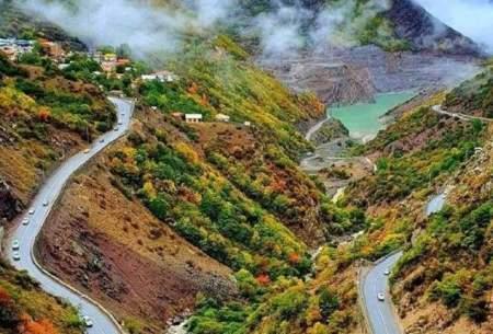 جمعهای بدون ترافیک در جادههای مازندران