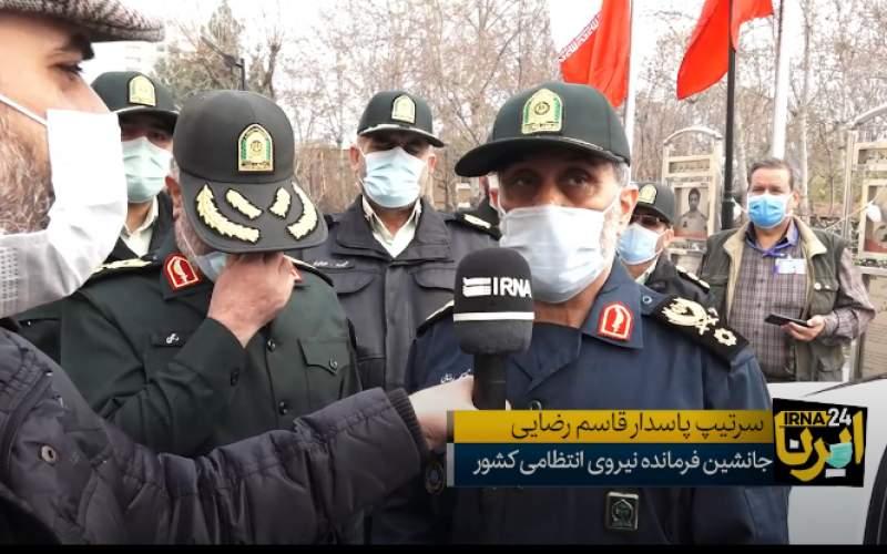 دست و پای افرادی که قمه دستشان است را پس از بازداشت بشکنید