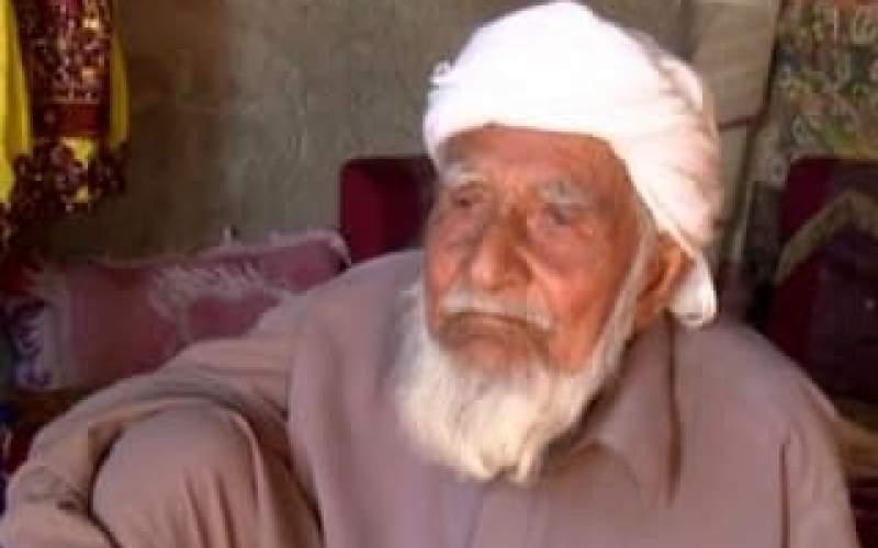مسنترین شاعر سیستان و بلوچستان درگذشت