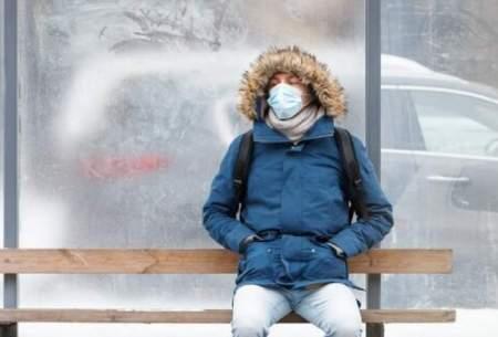 زنگ خطر وقوع پیک زمستانه کرونا در کشور