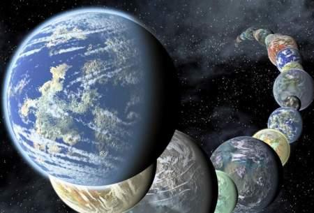 زمین بر اساس شانس زنده مانده است
