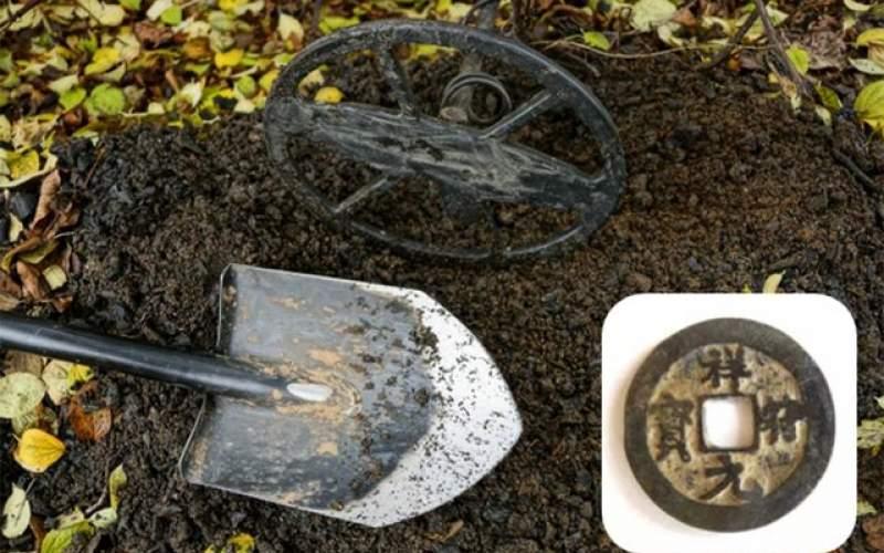 کشف سکه نادر تاریخی در انگلستان
