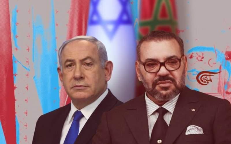 تشکیل گروه دوستی میان اسرائیل و مراکش