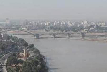 افزایش غلظت آلایندهها در شهرهای خوزستان