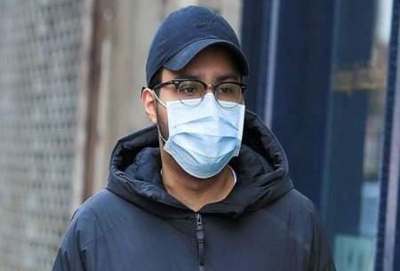 ماسک صد درصد مانع از انتقال کرونا نمیشود