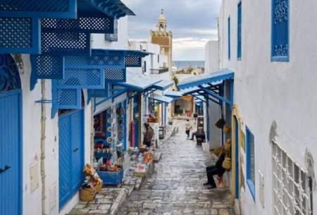 کاهش درآمد گردشگری تونس در سال ۲۰۲۰