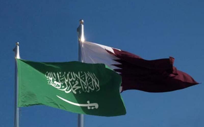 عبور مجدد پروازهای قطر از آسمان عربستان