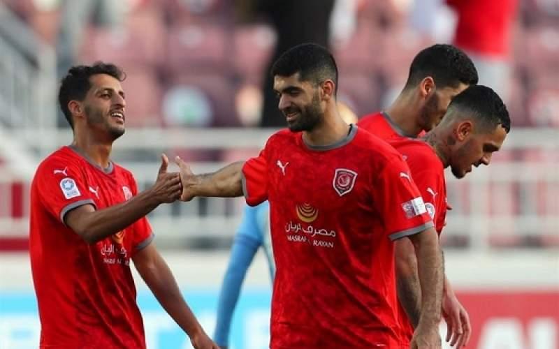 پیروزیپُرگل الدحیلدرنخستینحضور علی کریمی
