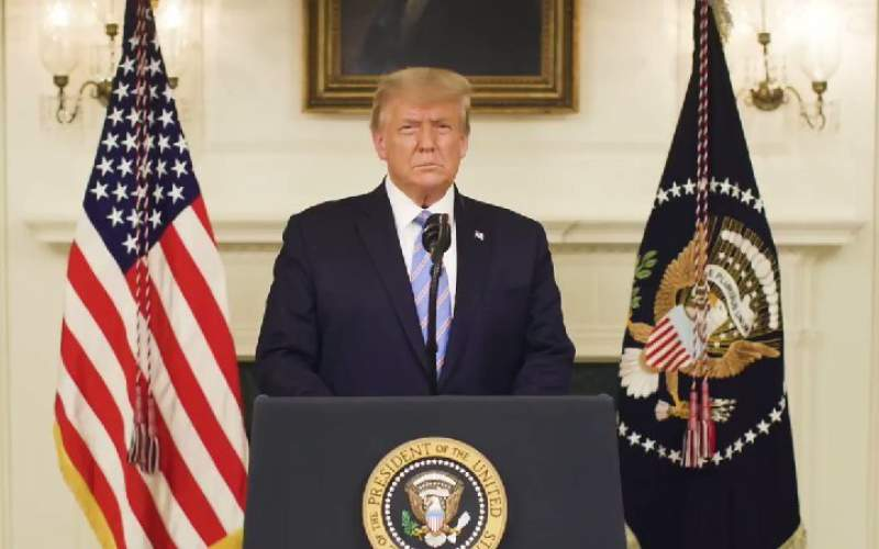 دونالد ترامپ: به مراسم تحلیف جو بایدن نمیروم