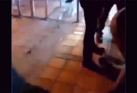 تیراندازی 2 لباس شخصی به 2 خانم در میرداماد