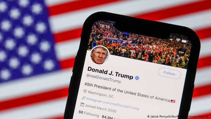 ترامپ: شبکه اجتماعی خودم را راهاندازی میکنم