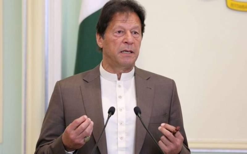 عمران خان  به کسی باج نمیدهد