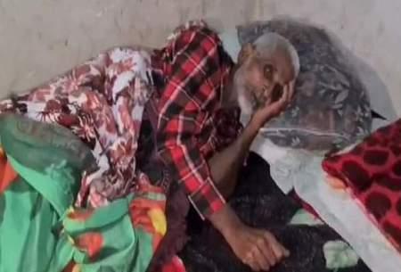 مرد مرده 4 روز بعد از خاکسپاری زنده شد/تصاویر
