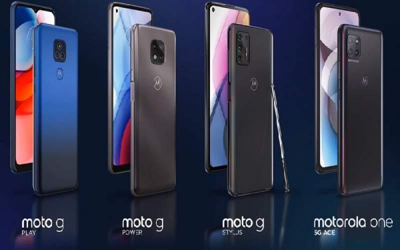 موتورولا گوشیهای ارزان نسل پنجم تولید کرد