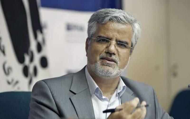 کنایه محمود صادقی به فیلترکنندگان توئیتر در ایران