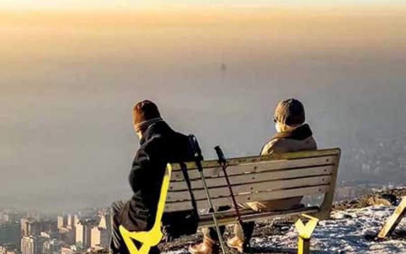 افزایش ۸درصدی ابتلا به کرونادر هوای آلوده