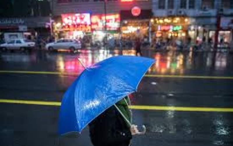 ورود سامانه بارشی جدید از پنجشنبه