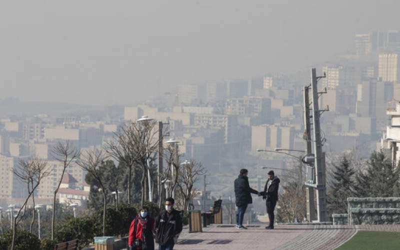 دو عامل اصلی آلودگی هوای زمستانه پایتخت