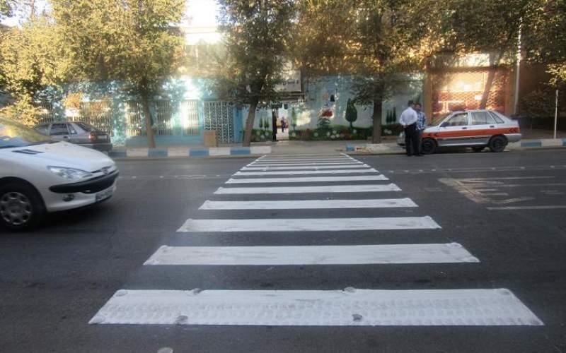 سهم ۴۰درصدی عابران پیاده ازتصادفات در تهران